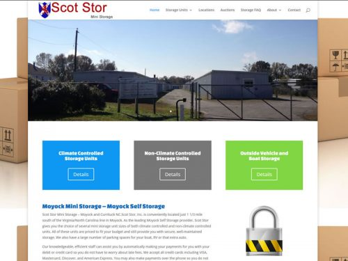 Scot Stor Web Design