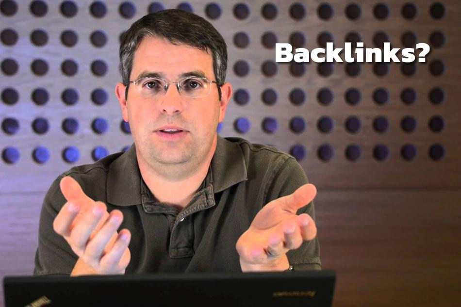 Matt Cutts Backlink for Google