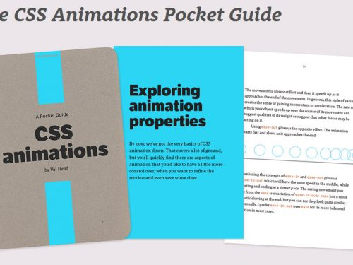 CSS Animations Pocket Guide