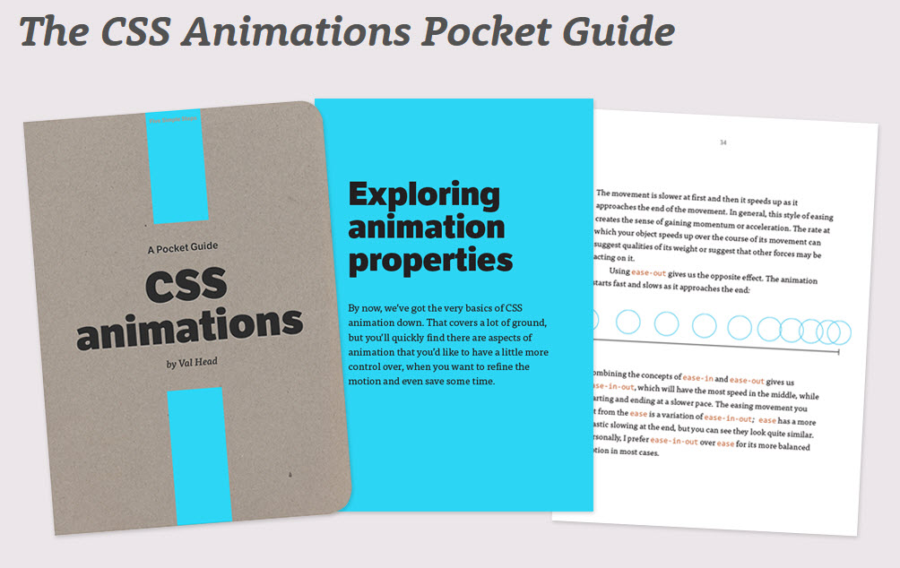 Learn CSS Animation for your web projects