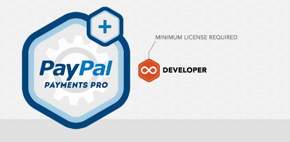 PayPal Payments Pro Add-On