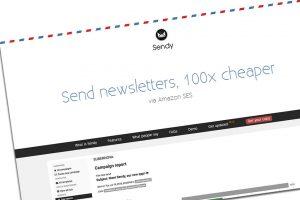 Sendy Newsletter saves you money