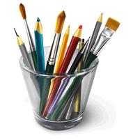 Web design artist cup