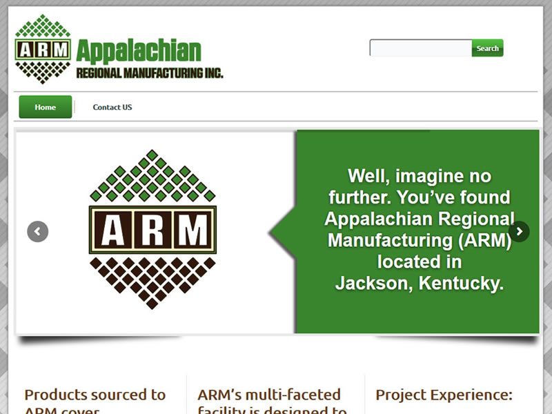 Appalachian Regional Manufacturing